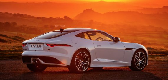 Jaguar F-Type Edition 2019