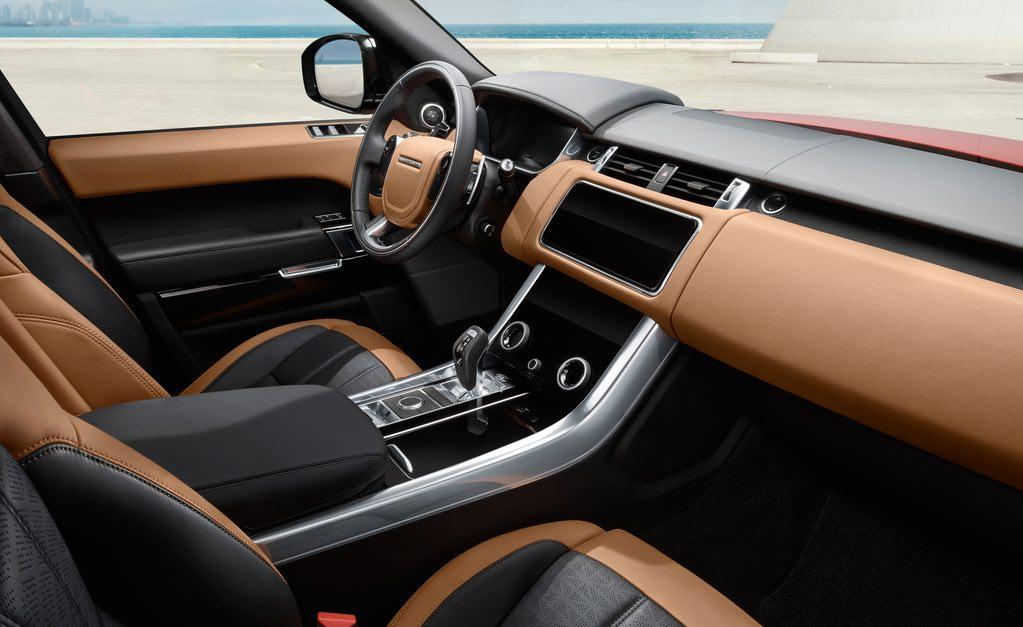 Range Rover Sport 2018 Rot 5