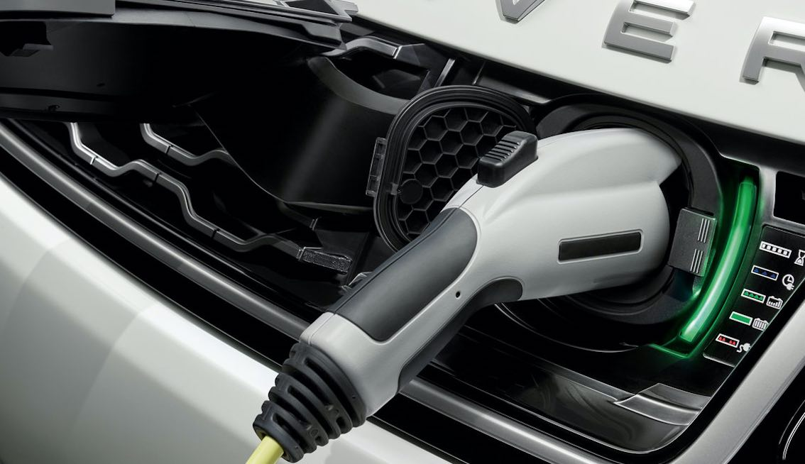 Range Rover hybrid Sport Plug-in