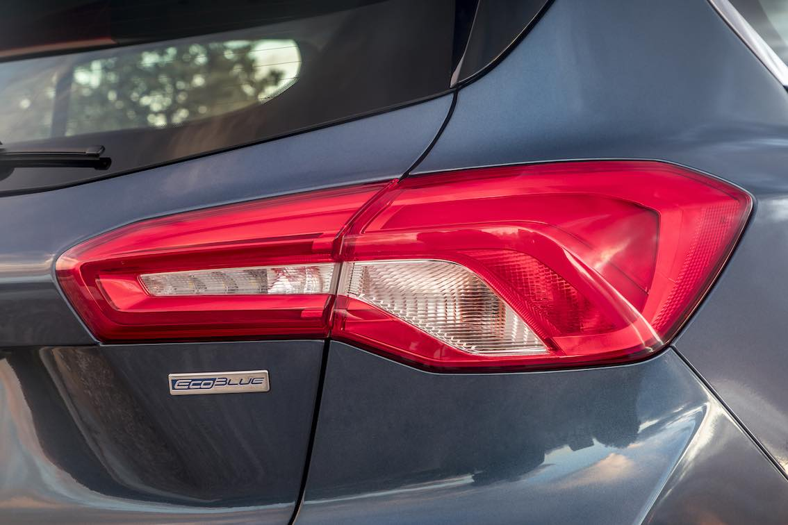 Ford Focus 2019 Titanium Heckleuchte
