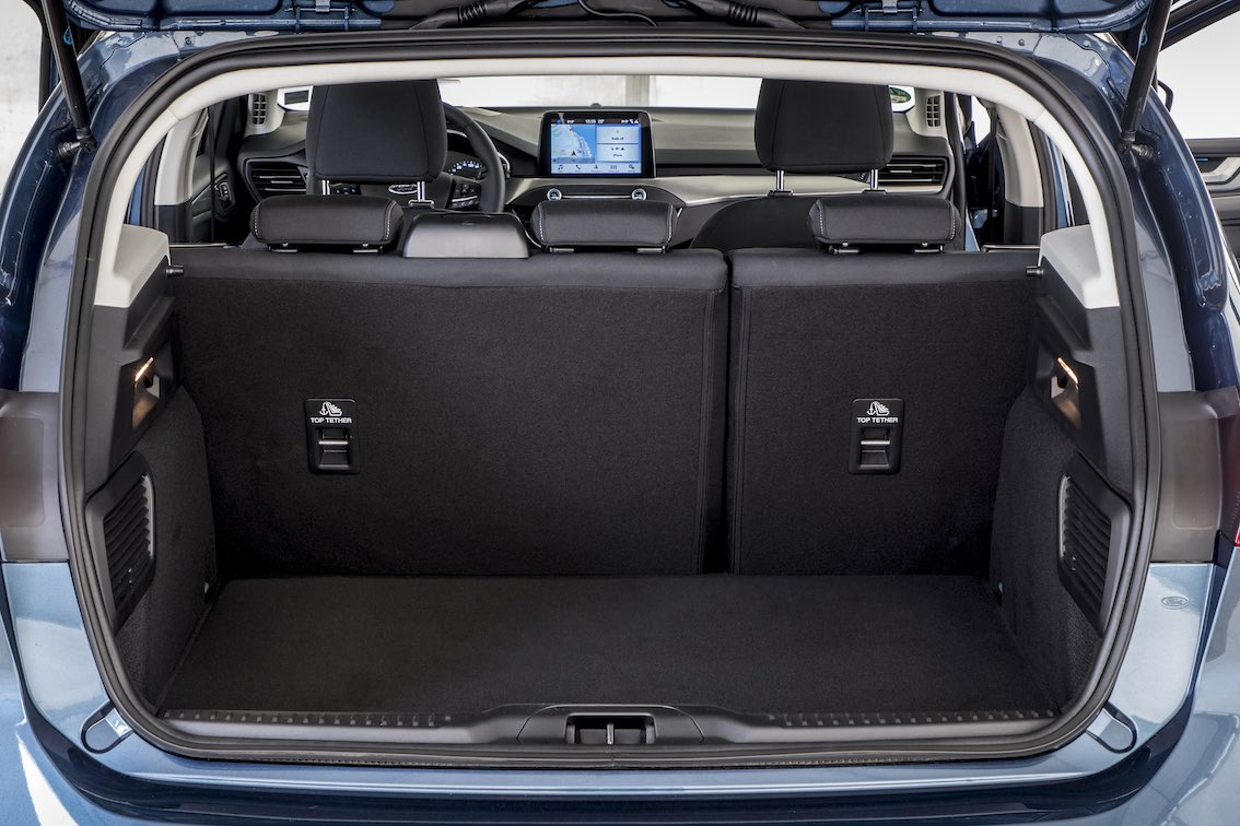 Ford Focus 2019 Titanium Kofferraum