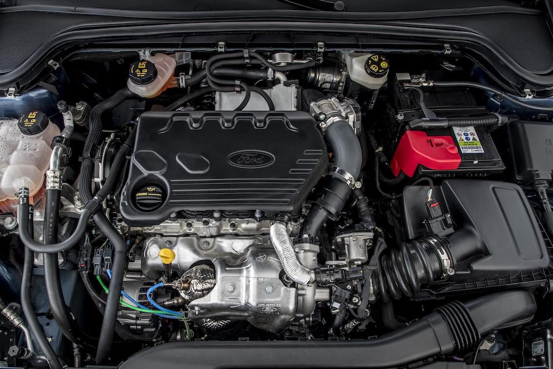Ford Focus 2019 Titanium Motor