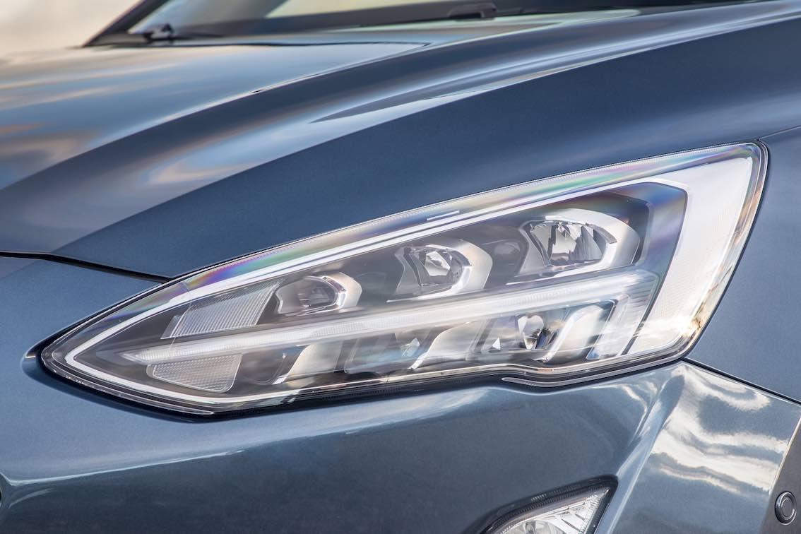 Ford Focus 2019 Titanium Scheinwerfer