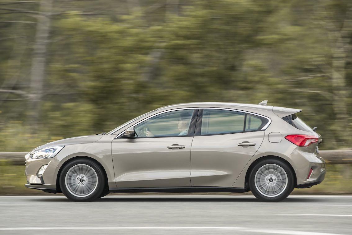 Ford Focus 2019 Titanium Seite