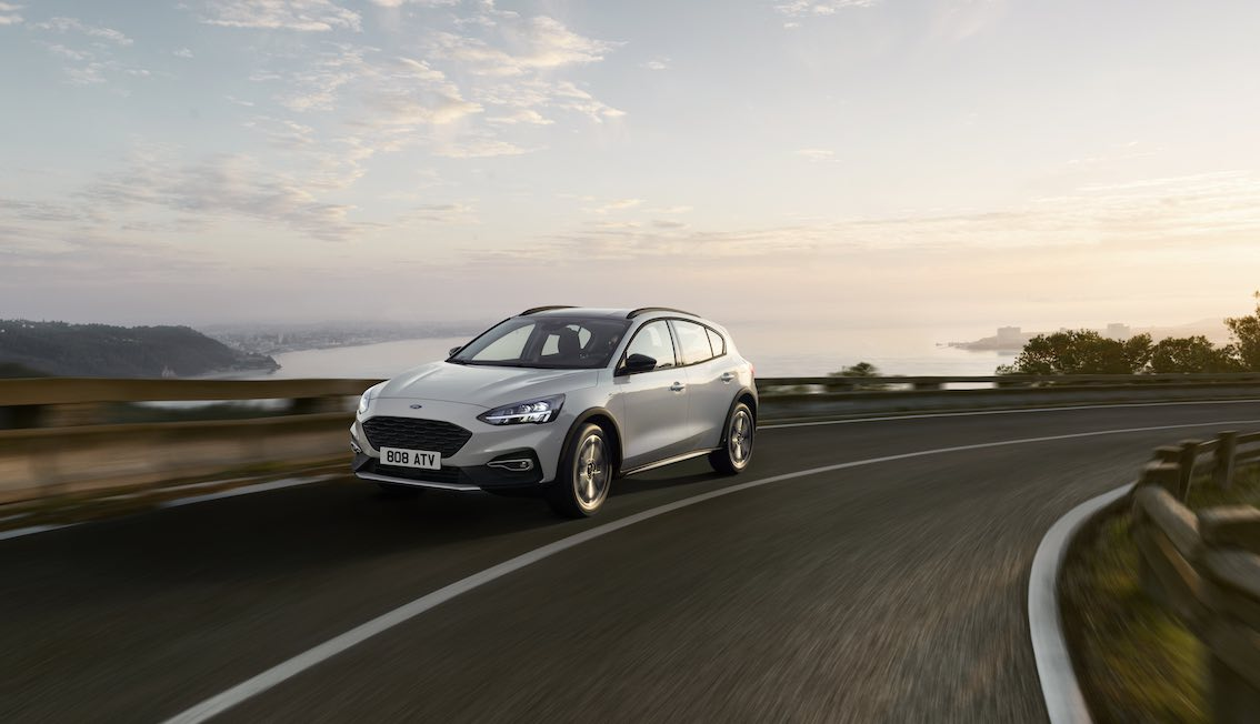 Ford Focus Active Front 2019