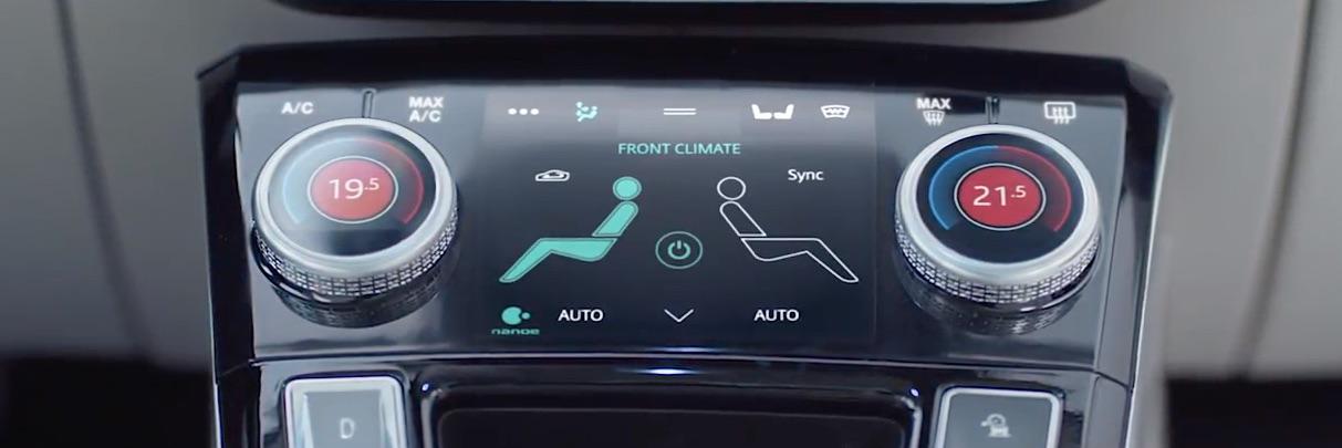 Jaguar XE InControl System Touch Pro Duo