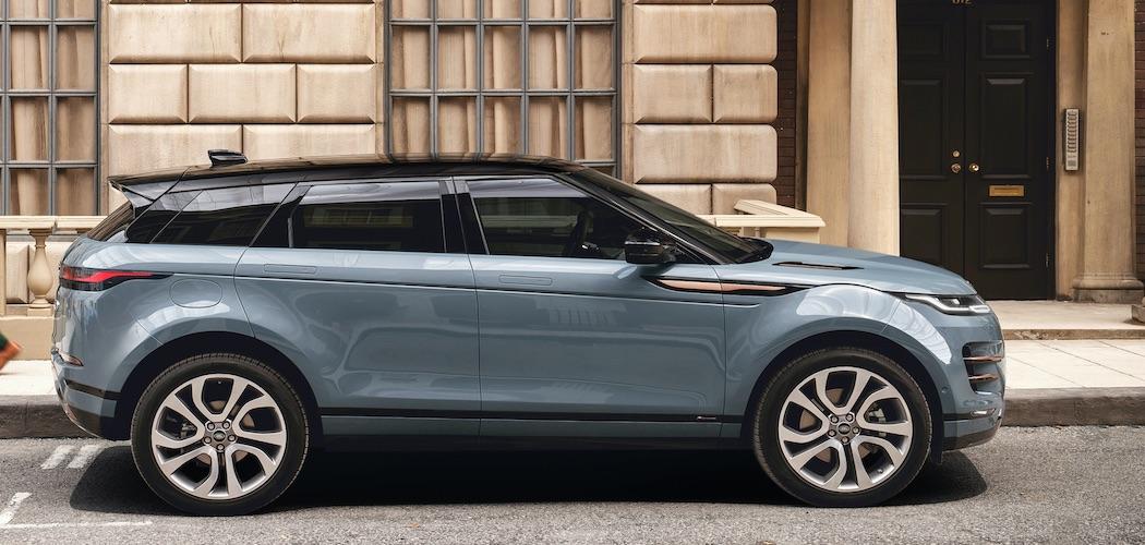 range rover evoque neues modell 2020 vorstellung und. Black Bedroom Furniture Sets. Home Design Ideas