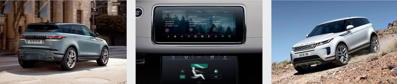 Range Rover Evoque neues Modell 2020