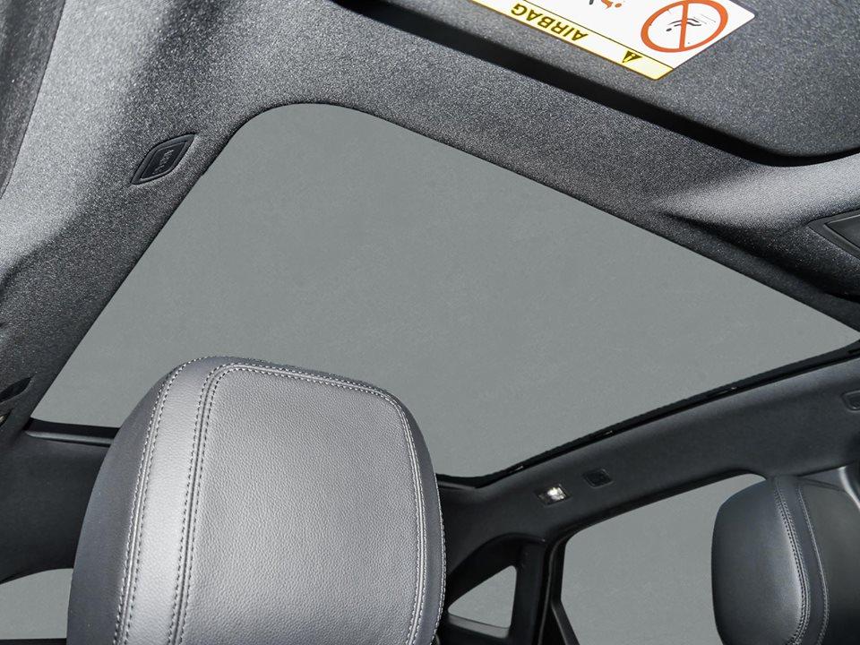 Jaguar E-Pace Glasdach