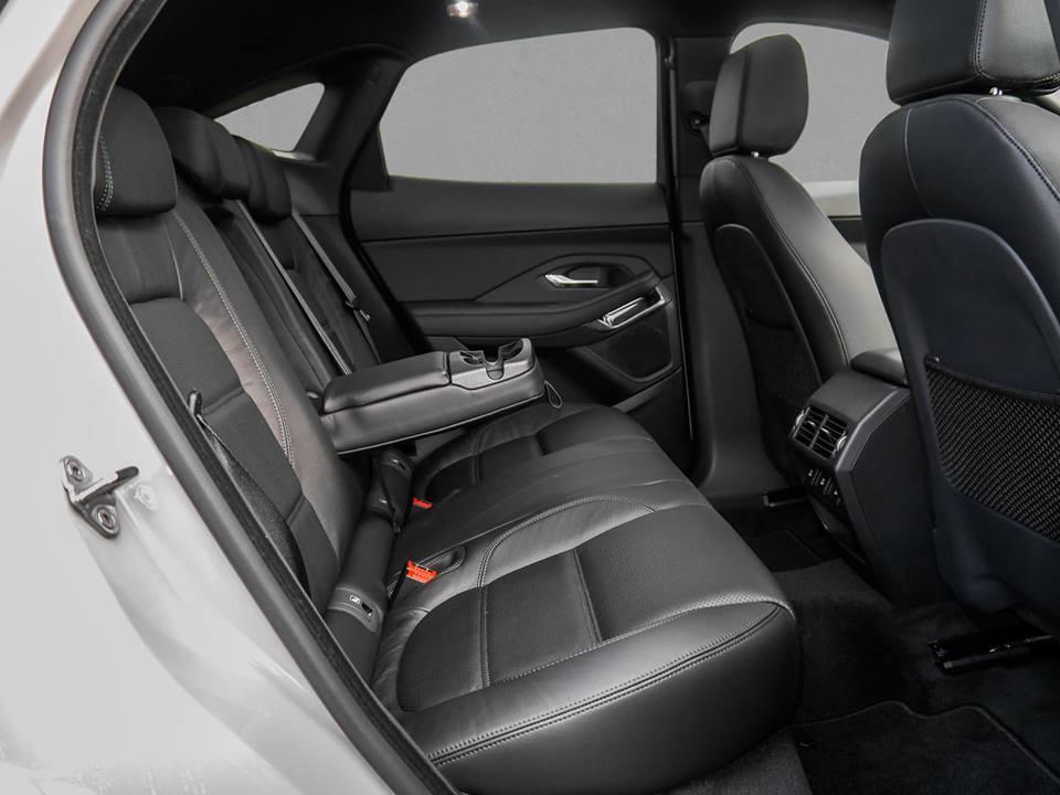 Jaguar E-Pace Rücksitzbank