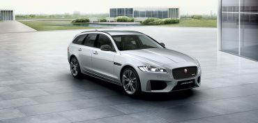 Jaguar XF Chequered Flag Edition