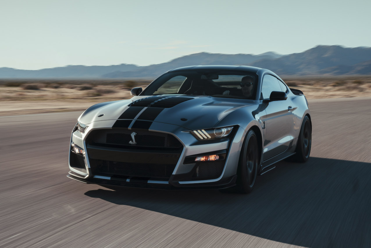 2020 Mustang Shelby GT500 Neues Modell 2020