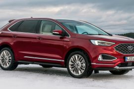Ford Edge Vignale 2019