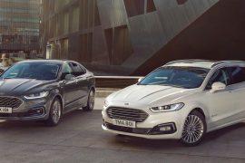 Ford Mondeo 2020 Limousine und Tournier