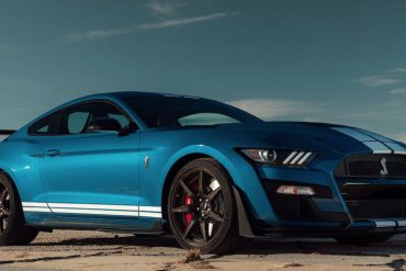 Ford Shelby GT 500 2020