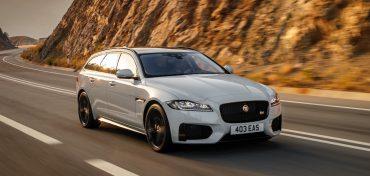 Jaguar XF Sportbrake 2020 in weiß