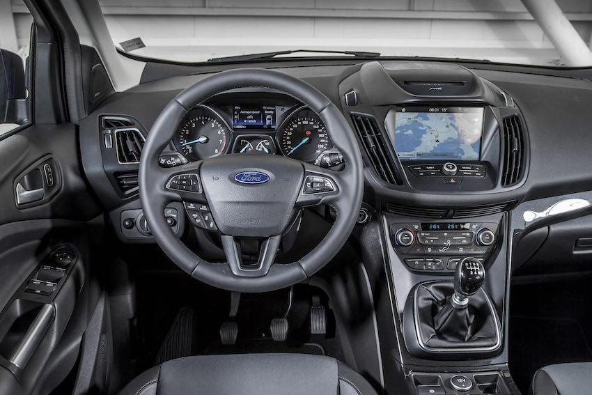Ford Kuga 99 Euro Leasing