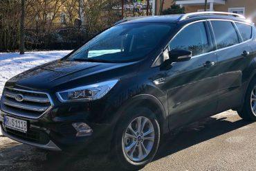 Ford Kuga 2019 Schwarz
