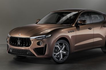 Maserati Levante Trofeo EU Version