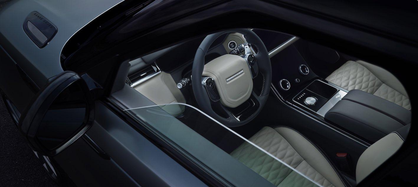Range Rover Velar SV Autobiography Dynamic Edition Innenausstattung