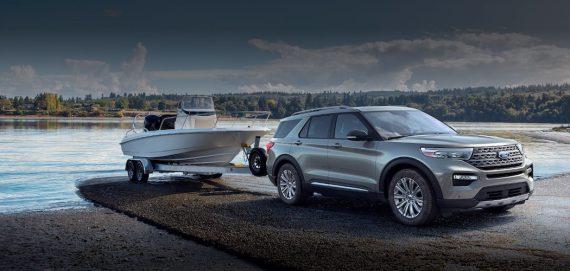 Ford Explorer 2020 für Deutschland