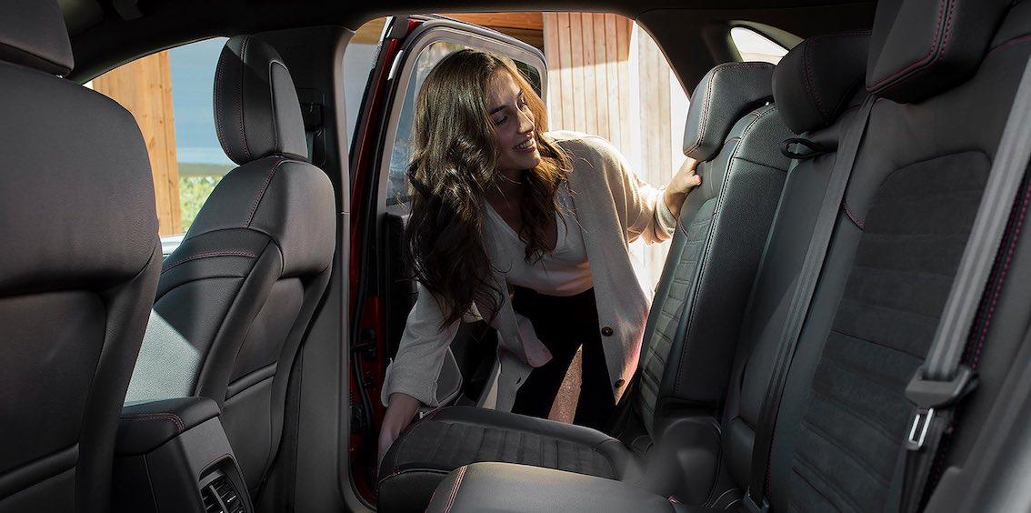 Ford Kuga 2020 Rücksitzbank
