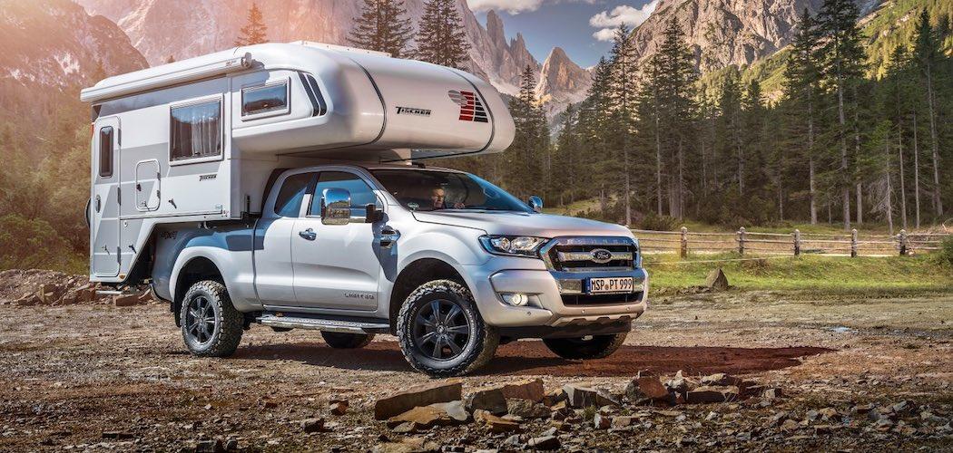 Ford Ranger mit Wohnkabine