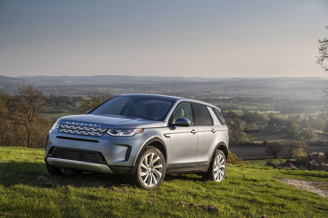 Land Rover Discovery Sport 2020 Front