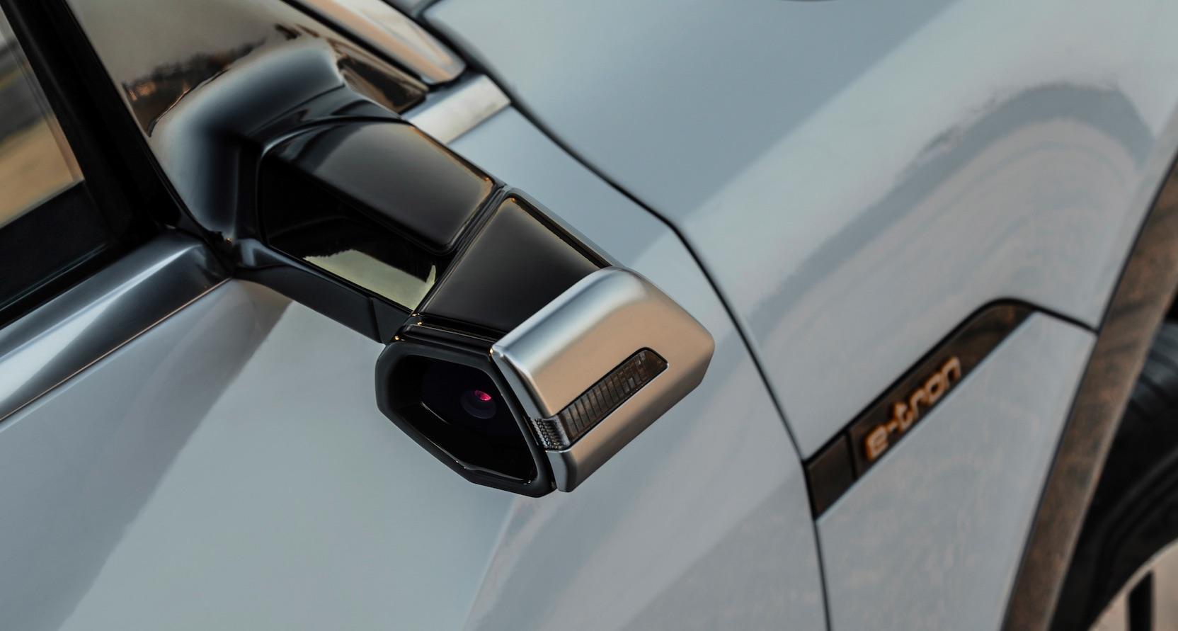 Virtueller Aussenspiegel Audi e-tron