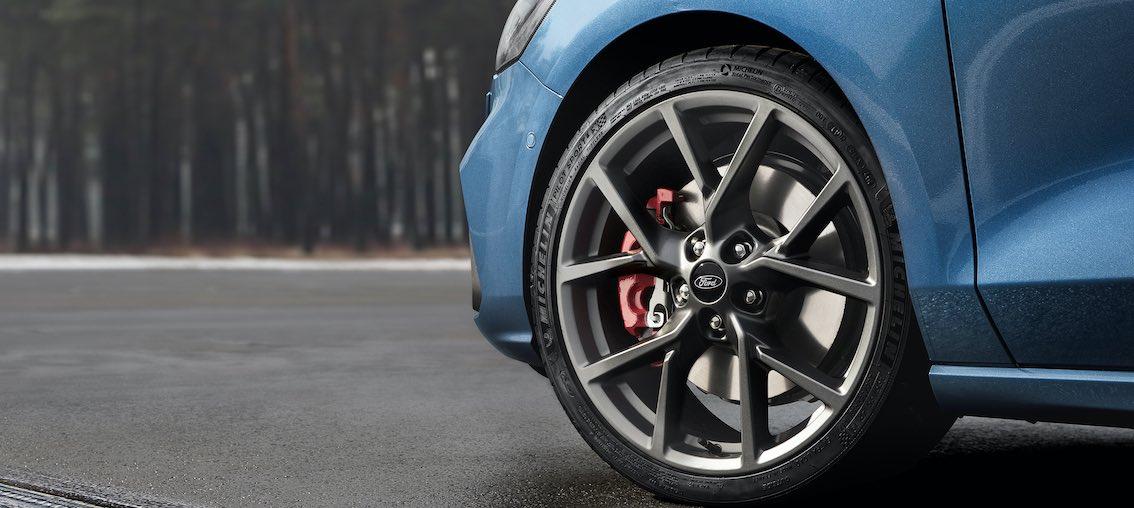 Ford Focus ST 2020 Alufelgen 19 Zoll