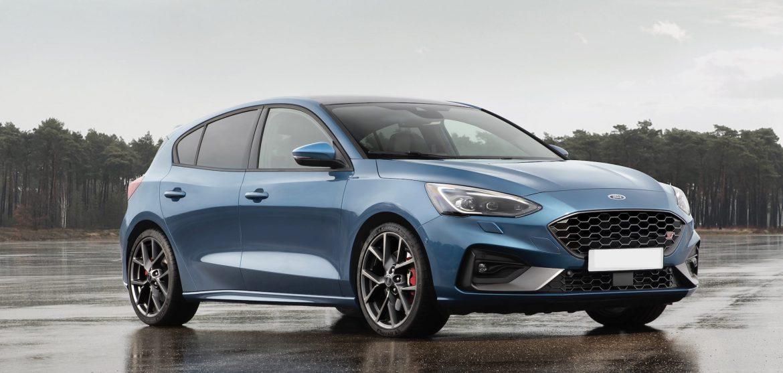 Neuer Ford Focus ST 2020