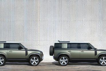 Land Rover Defender 90 und 110