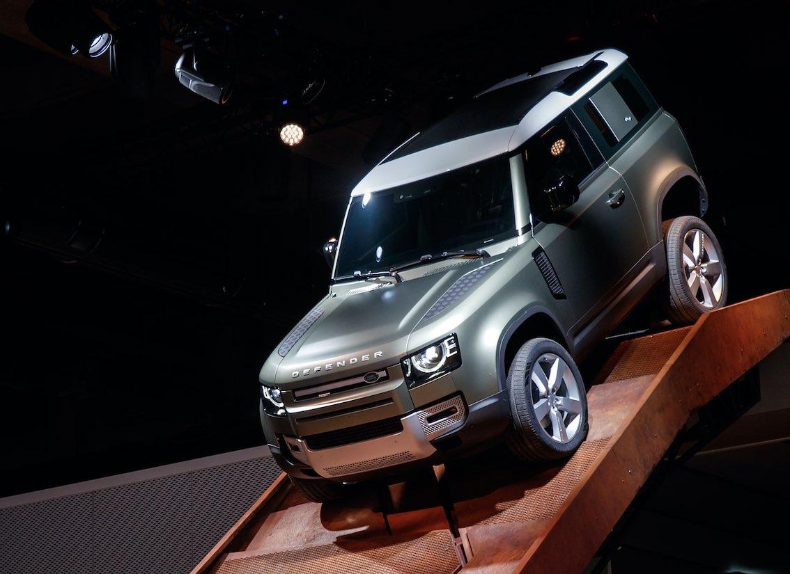 Land Rover Defender IAA 2019