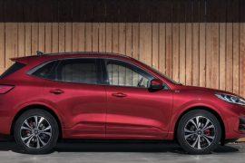 Ford Kuga 2020 Rot