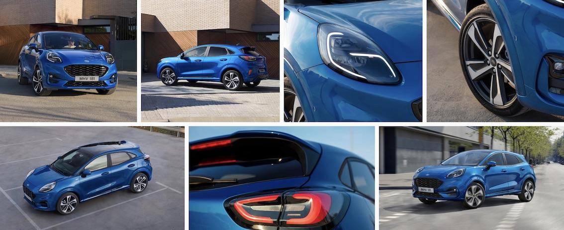 Ford Puma Bilder
