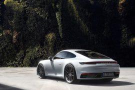 Porsche 911 Weiß 992