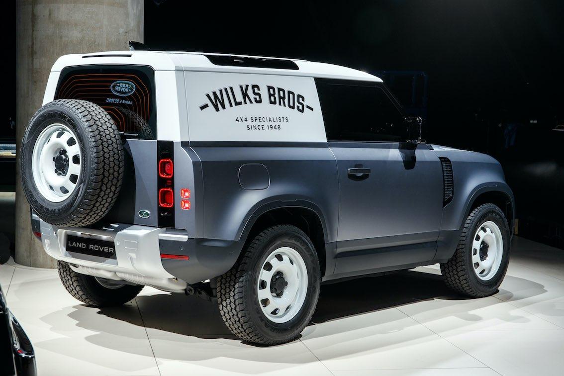 Land Rover Defender Wilks Bro 2020
