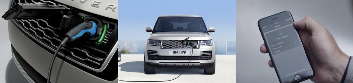 Land Rover Plugin Hybrid