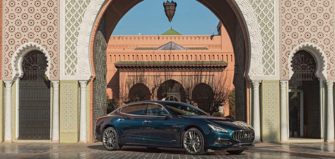 Maserati Quattroporte Royale Series