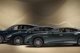Maserati Royale Series 2020