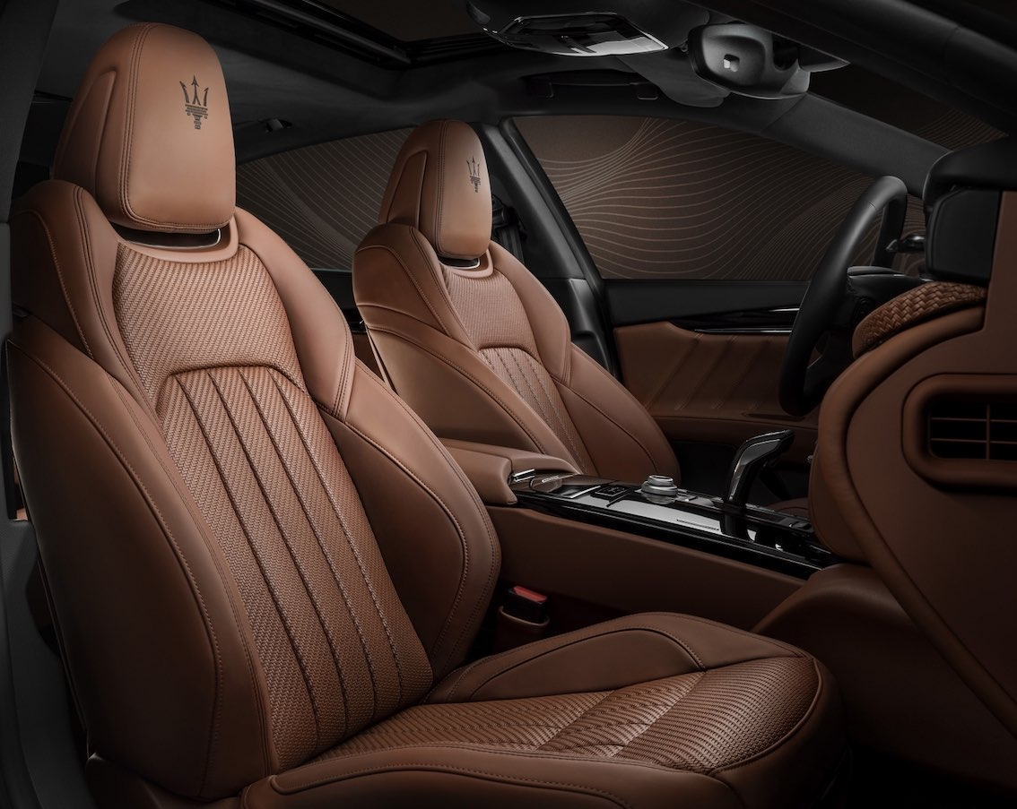 Maserati Royale Series innen