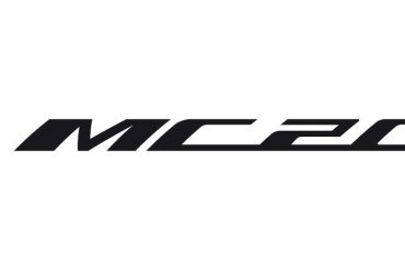 Maserati MC20 Logo