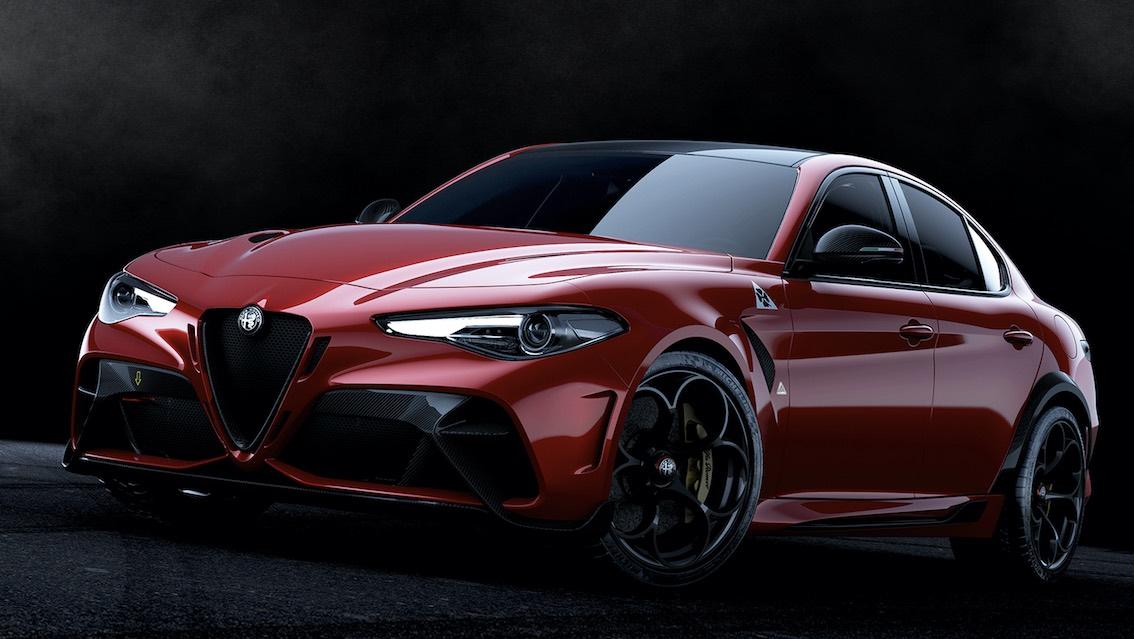 Alfa Romeo GTA Giulia 2020