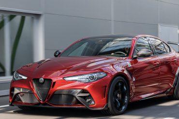 Alfa Romeo GTA Giulia