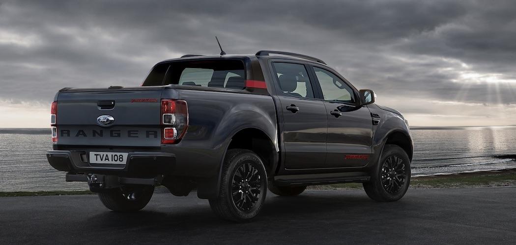 Ford Ranger Thunder Heck