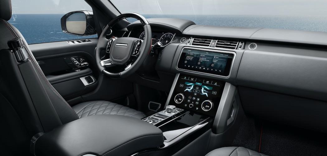 Range Rover SVAutobiography 2020 Black Edition