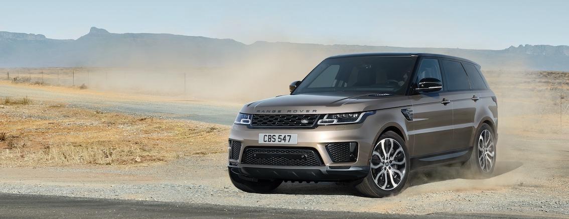 Range Rover Sport 2021 in Braun