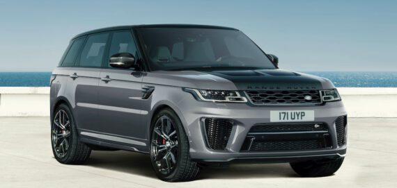 Range Rover Sport SVR Carbon Edition 20201