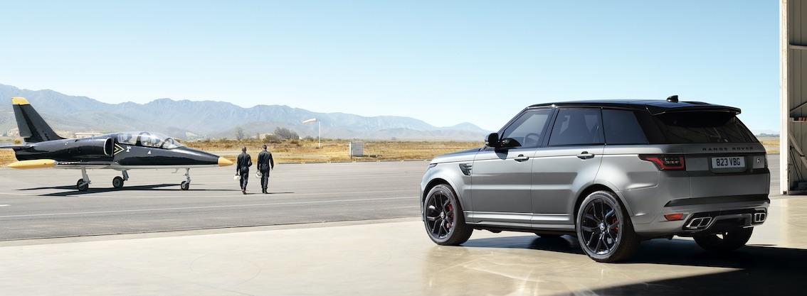 Range Rover Sport SVR Carbon Edition 20201 Grau