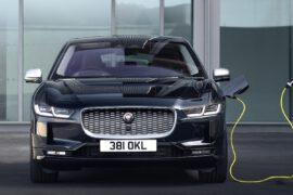 Jaguar I Pace EV320 SE Schwarz